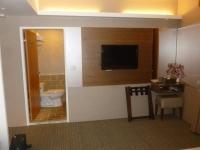 礁溪華閣溫泉飯店のTV140615