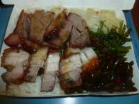 叉燒燒肉飯140821