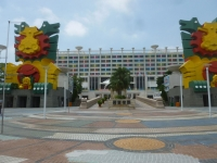 麗寶樂園と福容大飯店140826
