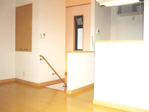 鹿児島市荒田1丁目の賃貸アパート、マノワール荒田の居室