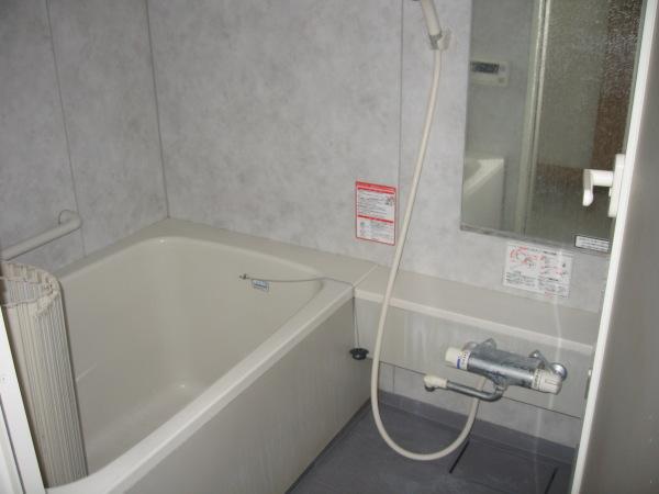 鹿児島市荒田1丁目の賃貸アパート、マノワール荒田の浴室