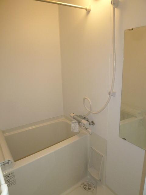 鹿児島市鴨池2丁目賃貸マンションの浴室