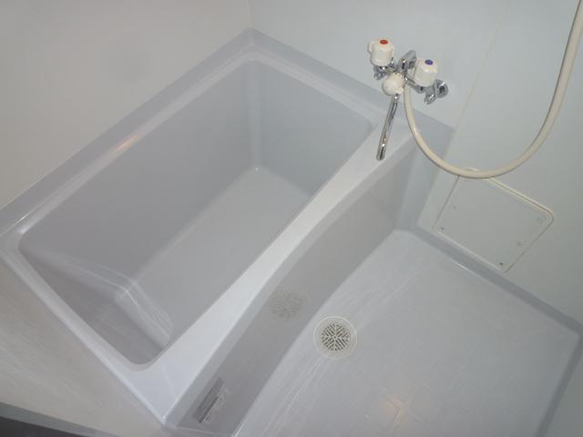 鹿児島市高麗町賃貸マンションの浴室