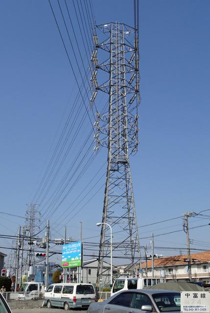 中富線74号鉄塔