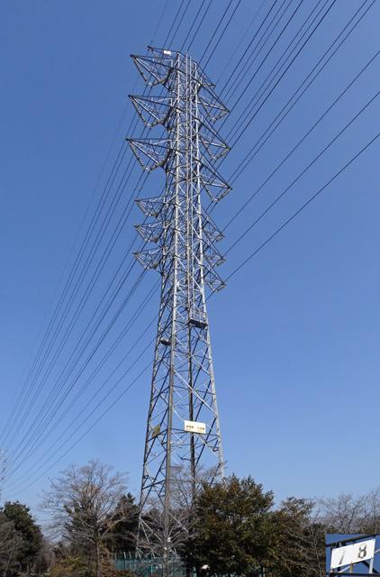 中富線78号鉄塔