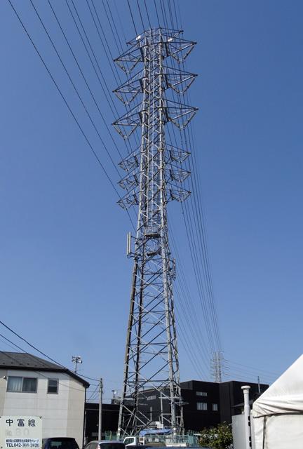 中富線80号鉄塔