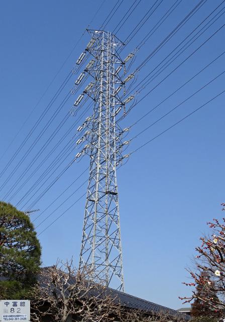 中富線82号鉄塔