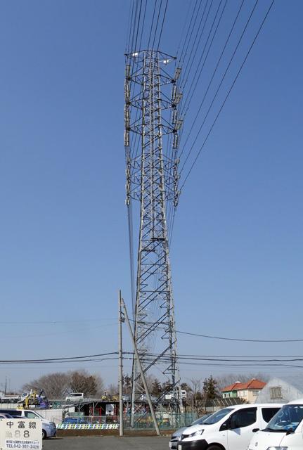 中富線88号鉄塔