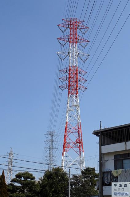 中富線90号鉄塔