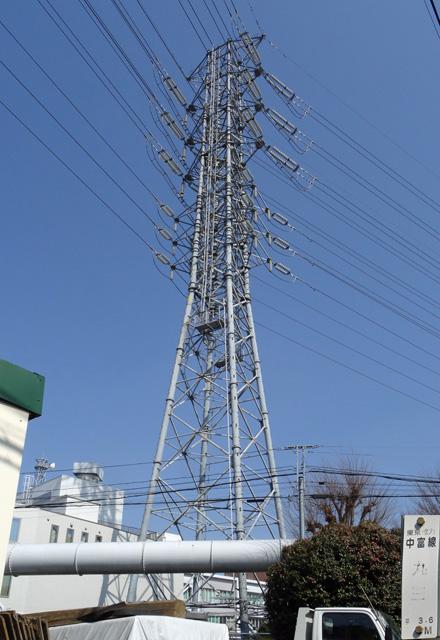 中富線93号鉄塔