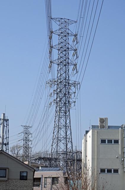 中富線94号鉄塔