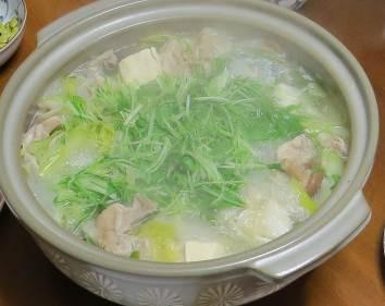 京菜鍋料理