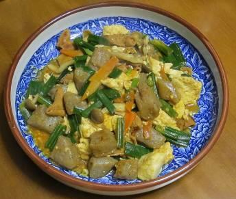 ホームタマネギの野菜ミックス