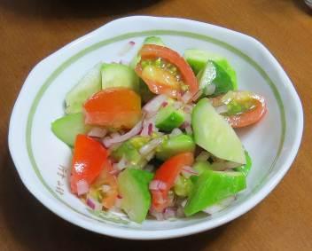 トマトミックスサラダ