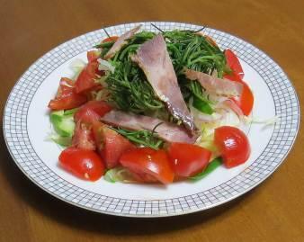 トマトサラダ4