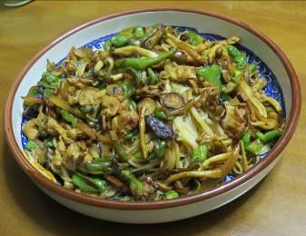 シシトウ野菜ミックスフライ