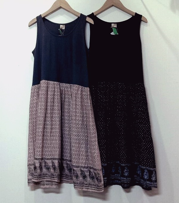 LADKI ドロップレット ドレス ¥3900