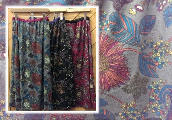 PIPPAL レトロポップ スカート ¥4500+税