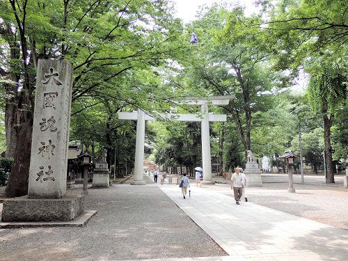 「府中 大國魂神社」の画像検索結果