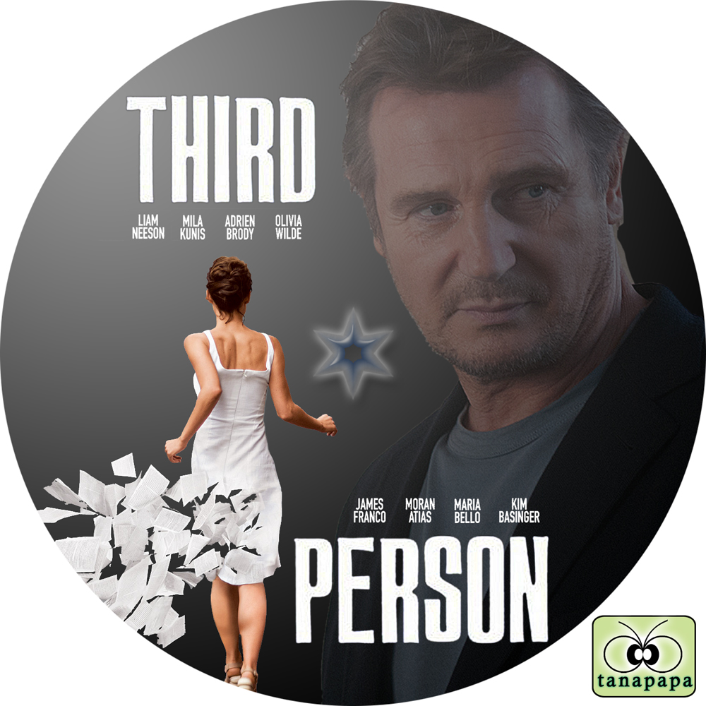 search label third person