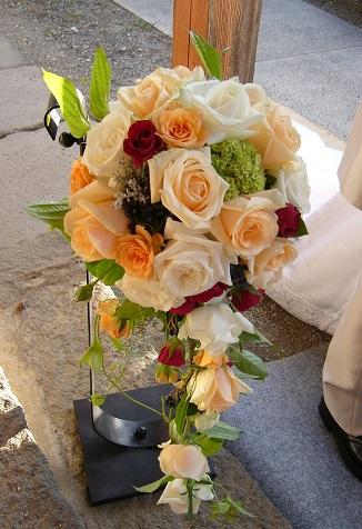 結婚式花2014312