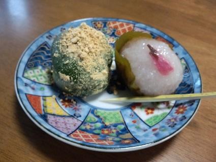 たねやの和菓子桜餅20143