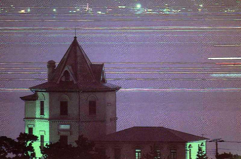 移情閣夜影