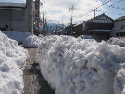 20140222・雪秩父空12・大雪後の秩父