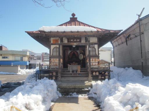 20140222・雪秩父3-10・慈眼寺瑠璃殿