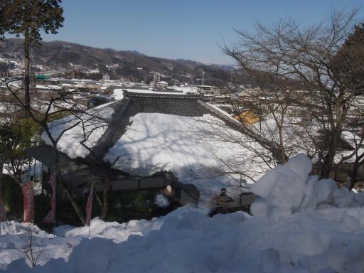 20140222・雪秩父空07・札所27番より