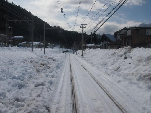 20140222・雪秩父鉄20・影森通行止め