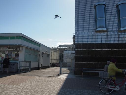 20140315・航空公園鉄06・航空公園駅にて