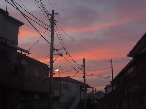 20140623・朝焼け04