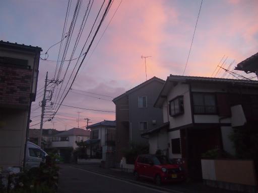 20140623・朝焼け03