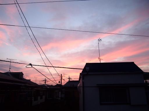 20140623・朝焼け01