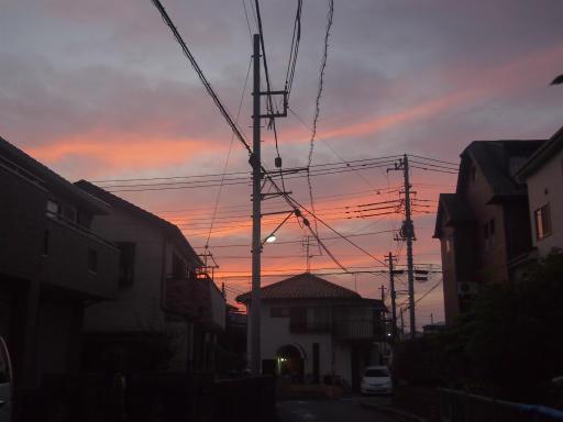 20140623・朝焼け02