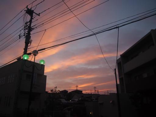 20140623・朝焼け11