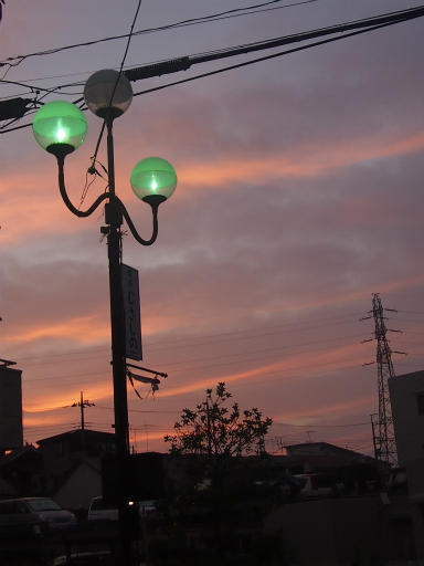 20140623・朝焼け10