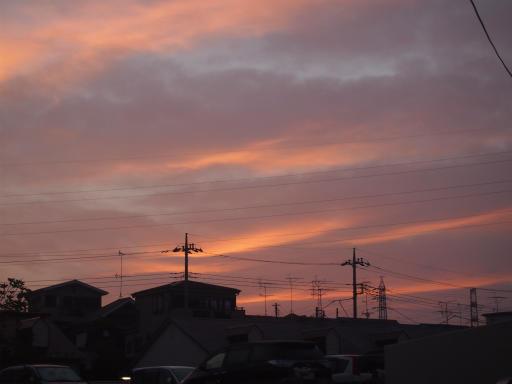 20140623・朝焼け12