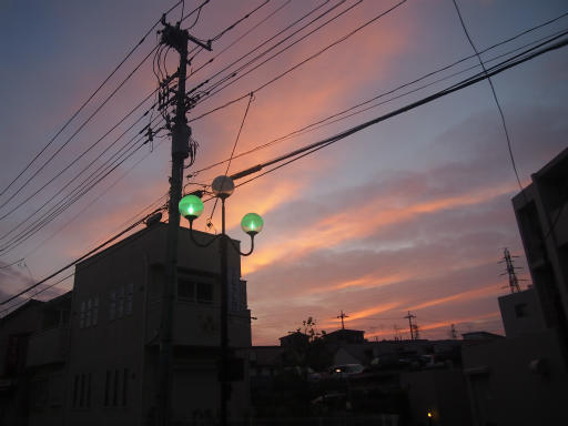 20140623・朝焼け14