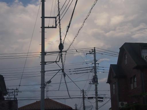 20140816・お盆の虹と花火04