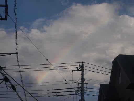 20140816・お盆の虹と花火06