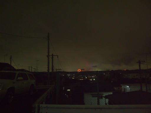 20140816・お盆の虹と花火24