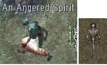 An Angered Spirit