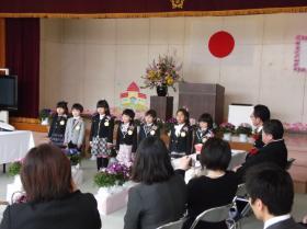 143-7卒園式