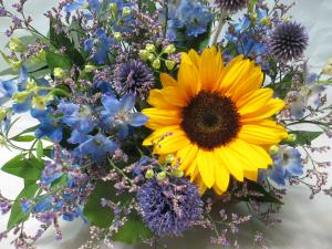 Summer Flower Arrangment