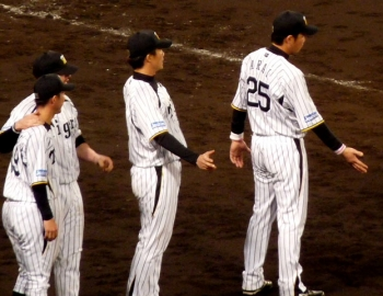 絵日記4・15横浜勝利1
