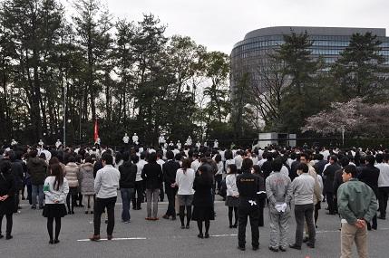 トヨタ労組の14春闘集会