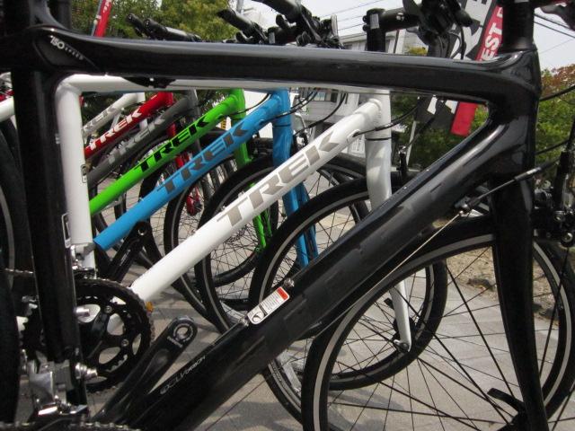 トレック FX クロスバイク2015