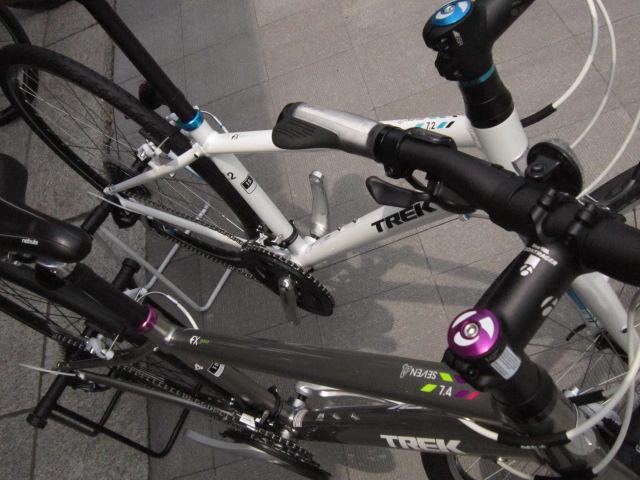 トレック FX クロスバイク 女性